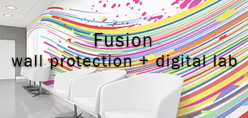 Fusion Wall Protection + Digital Lab